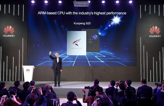 Huawei Giới Thiệu CPU ARM Mạnh Nhất Hiện Tại: Kunpeng 920
