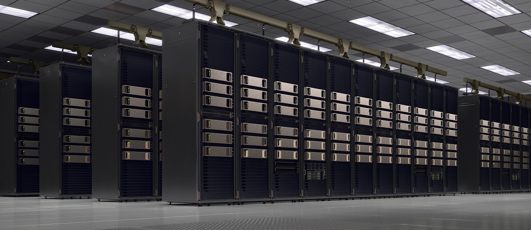 Bên trong cụm siêu máy tính AI DGX SaturnV của NVidia