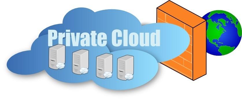 Hướng dẫn các bước tự xây dựng một hệ thống private cloud
