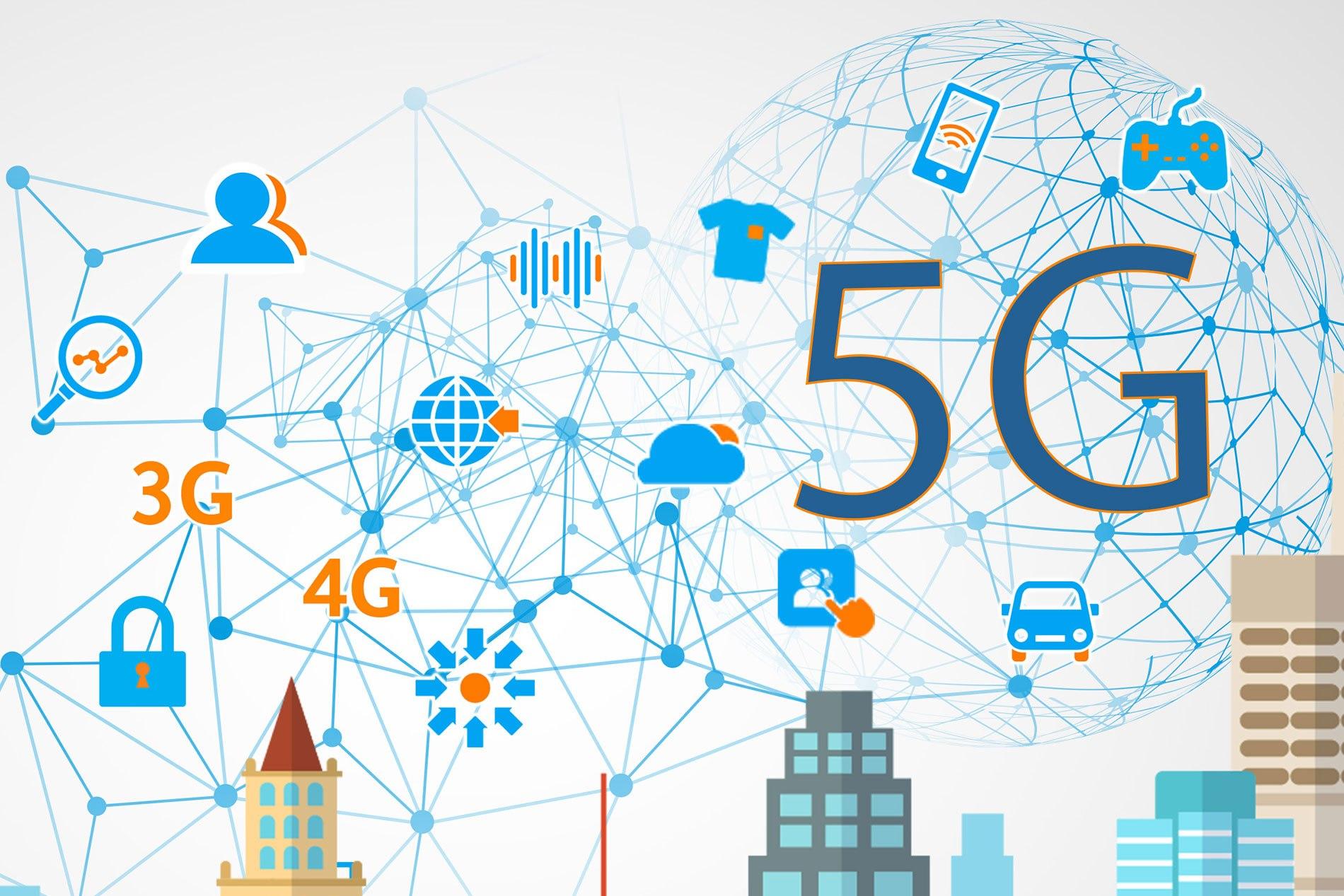 Mạng 5G là gì? Các tính năng, ứng dụng và cách thức hoạt động của nó?