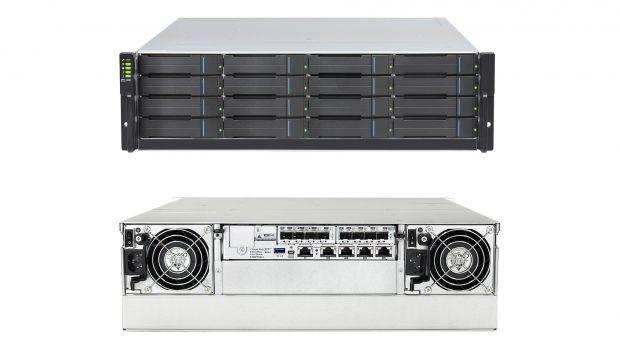 [Review] Đánh giá thiết bị lưu trữ Infortrend EonStor GSe Pro 3016T