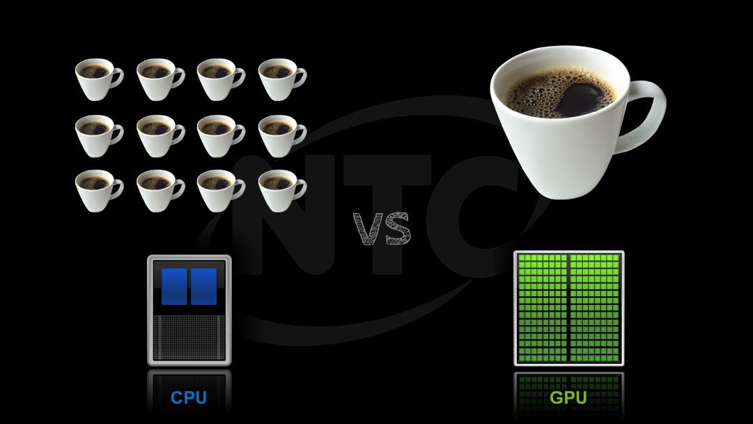 Một góc nhìn về khả năng tăng tốc của GPU so với CPU – Một ngày của nhà Khoa học Dữ liệu AI