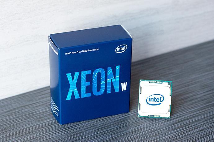 Intel trình làng bộ vi xử lý Xeon W-2200 thế hệ mới