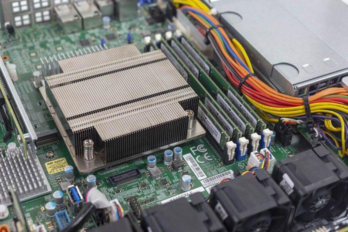 Supermicro cập nhật dòng máy chủ chạy chip Intel Xeon E-2200 Family