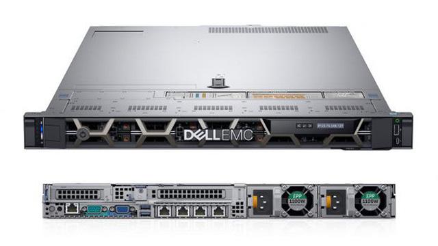 Đánh giá máy chủ Dell EMC PowerEdge R440