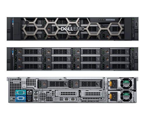 Đánh giá máy chủ Dell EMC PowerEdge R540