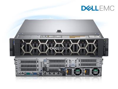 Đánh giá máy chủ Dell EMC PowerEdge R740