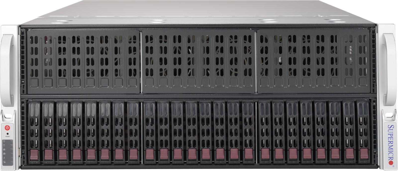 Đánh giá máy chủ 10 x GPU Supermicro SuperServer 4029GP-TRT2