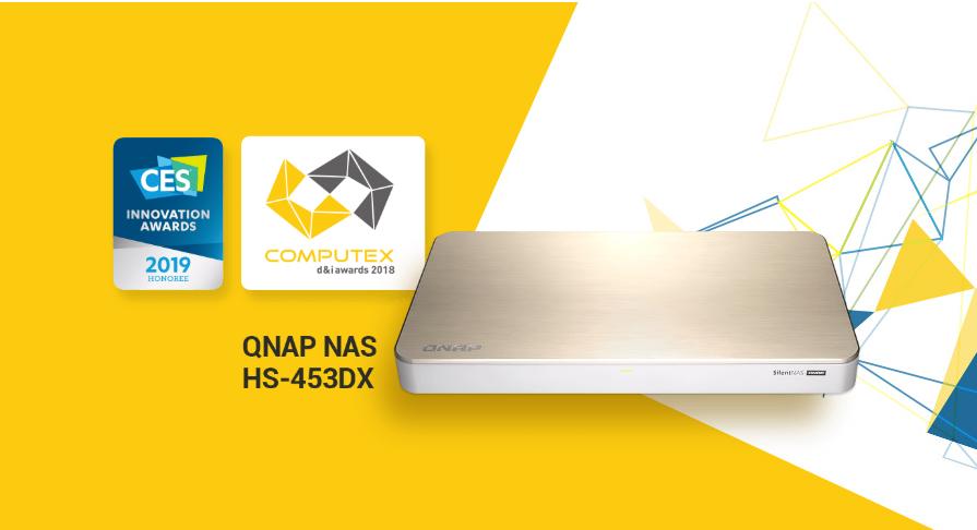 Tổng quan về thiết bị lưu trữ QNAP HS-453DX – Slient NAS đa năng