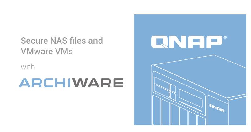 QNAP hỗ trợ Archiware P5 và Pure để cung cấp nhiều tính năng sao lưu đám mây, băng từ và VMware VM