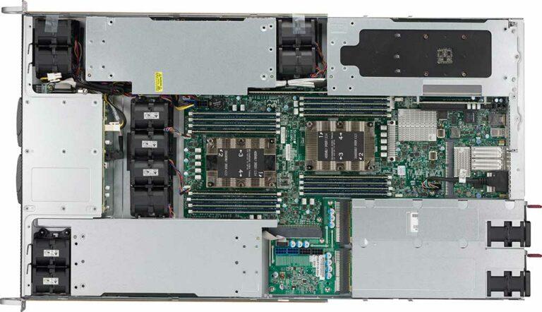 Đánh giá máy chủ Supermicro GPU Server 1029GP-TR
