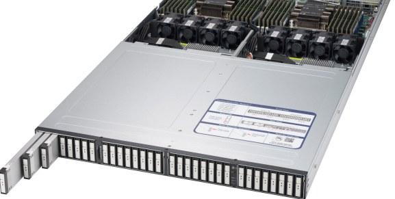Ổ lưu trữ EDSFF: Dung lượng lưu trữ flash bạn chưa từng thấy!