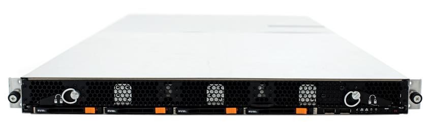 Đánh giá máy chủ lưu trữ Supermicro SuperStorage 6019P-ACR12L+