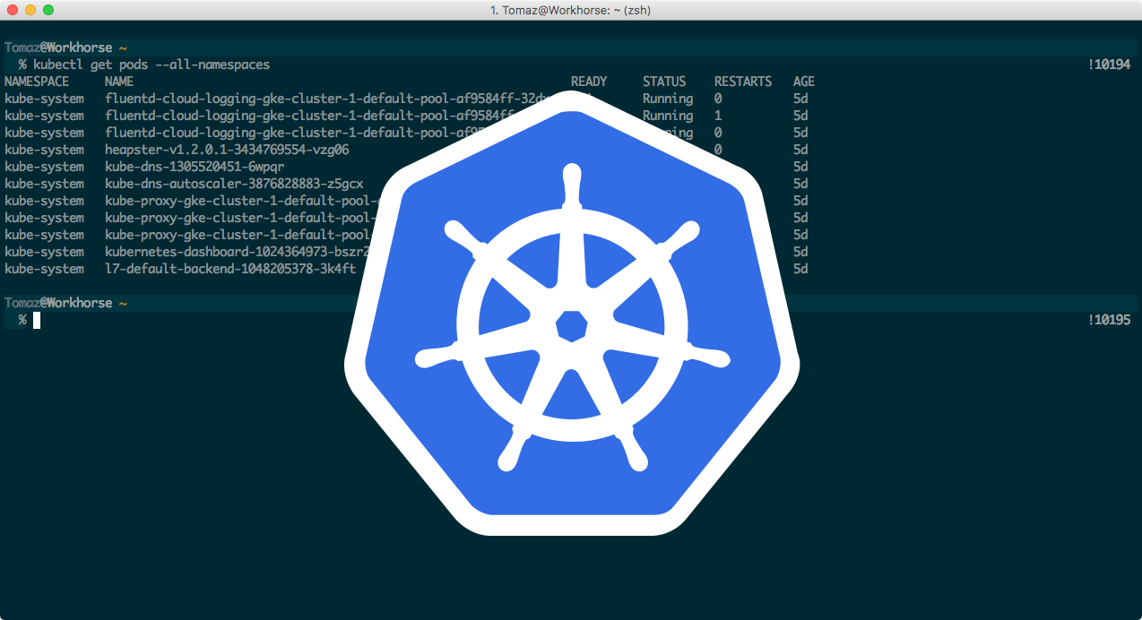 Checking the pulse of Kubernetes