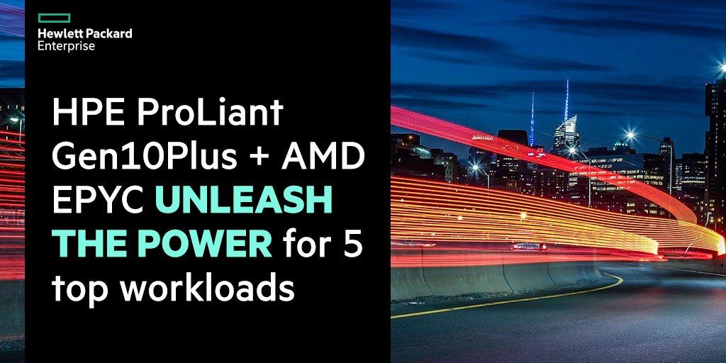 HPE ra mắt máy chủ Gen 10 Plus: Nền tảng mạnh mẽ với AMD EPYC ROME & PCIe Gen 4