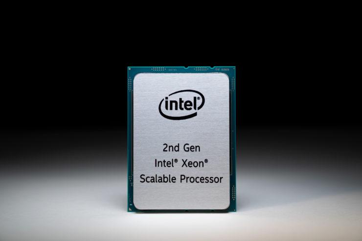 Intel ra mắt CPU Xeon Scalable Gen 2 mới: Mở rộng và tăng cường tính cạnh tranh