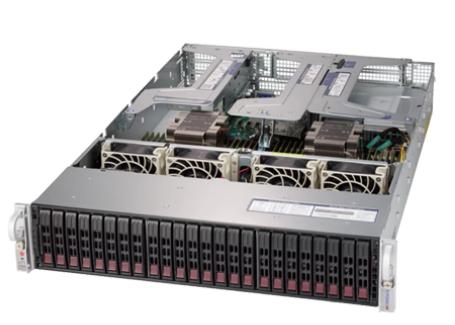 Đánh giá máy chủ Supermicro UltraServer 2029U-TR4: Hiệu suất và tính linh hoạt cao