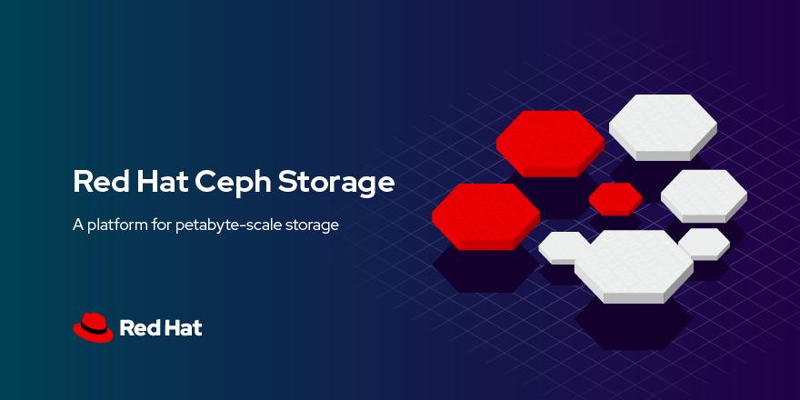 Red Hat ra mắt phiên bản Ceph Storage 4