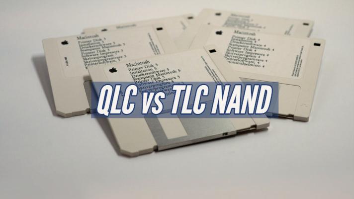 So sánh QLC và TLC NAND: Cái nào tốt nhất cho nhu cầu lưu trữ của bạn?