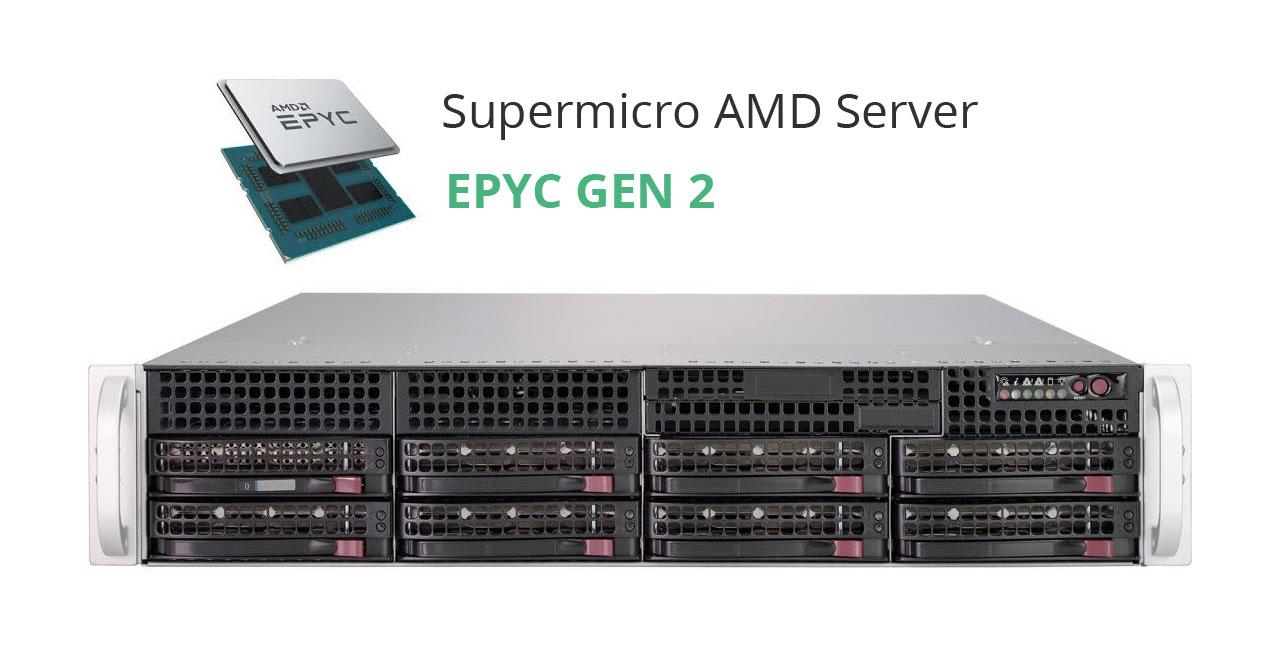 Giới thiệu và đánh giá Supermicro AMD Server 2013S-C0R