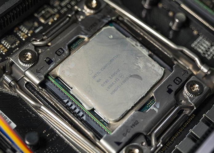 Đánh giá, benchmark CPU Intel Xeon W-2295 – 18 cores socket LGA2066