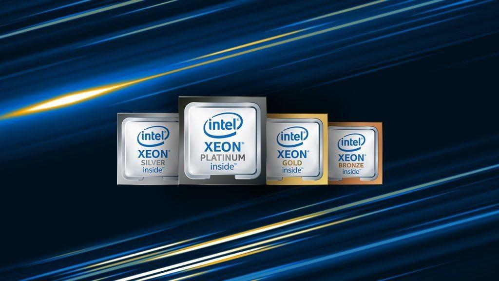 Dòng CPU máy chủ Intel Xeon và những mã cập nhật gần đây