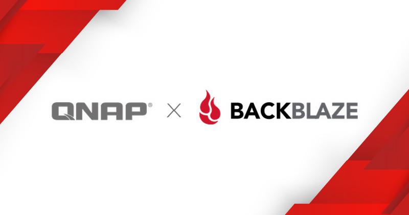 QNAP Tích hợp lưu trữ đám mây Backblaze B2 cho hiệu quả chi phí cao và hiệu suất vượt trội