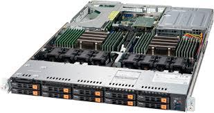 Đánh giá máy chủ Supermicro AMD Server AS-1123US-TN10RT