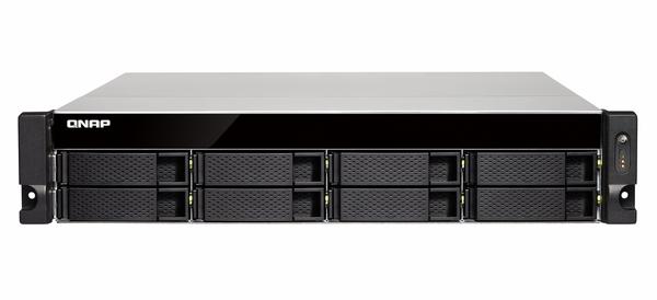 Đánh giá QNAP TS-863XU: NAS SMB lưu trữ lớn với mức giá hấp dẫn