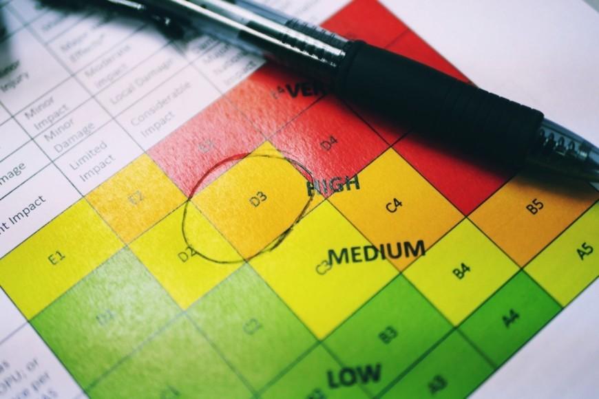 Đánh giá tác động của rủi ro trong hoạch định phục hồi thảm họa