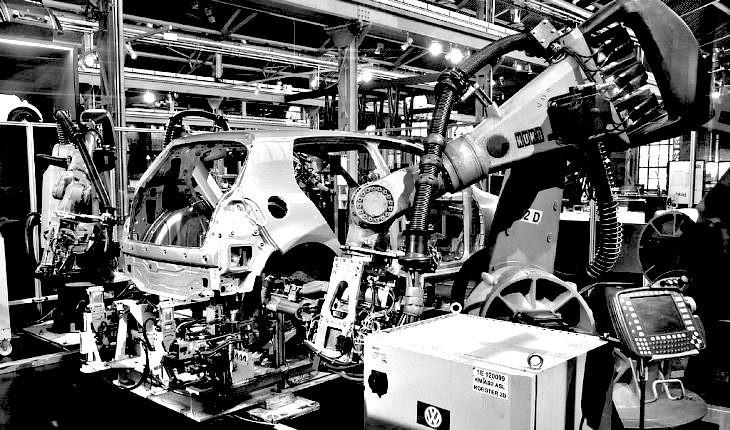 Trí tuệ nhân tạo được ứng dụng ra sao trong lĩnh vực sản xuất?