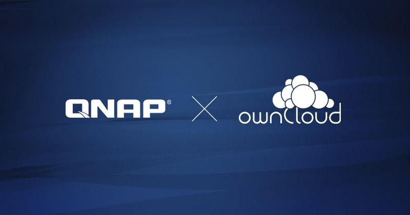 QNAP công bố quan hệ đối tác chiến lược với ownCloud GmbH