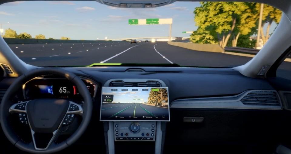 Buồng lái AI (AI Cockpit) là gì và hỗ trợ người lái như thế nào?