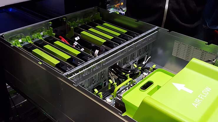 Tác động của hệ thống lưu trữ và GPU đến AI workload