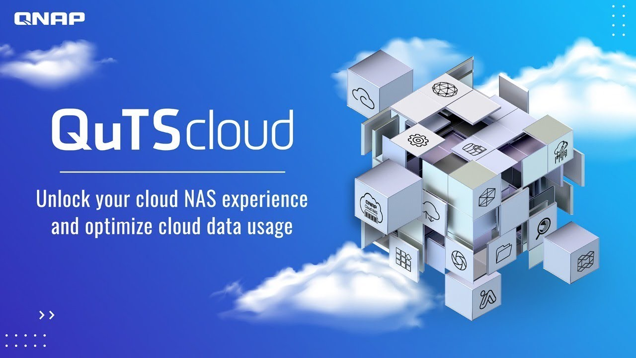 QNAP ra mắt nền tảng đám mây QuTScloud
