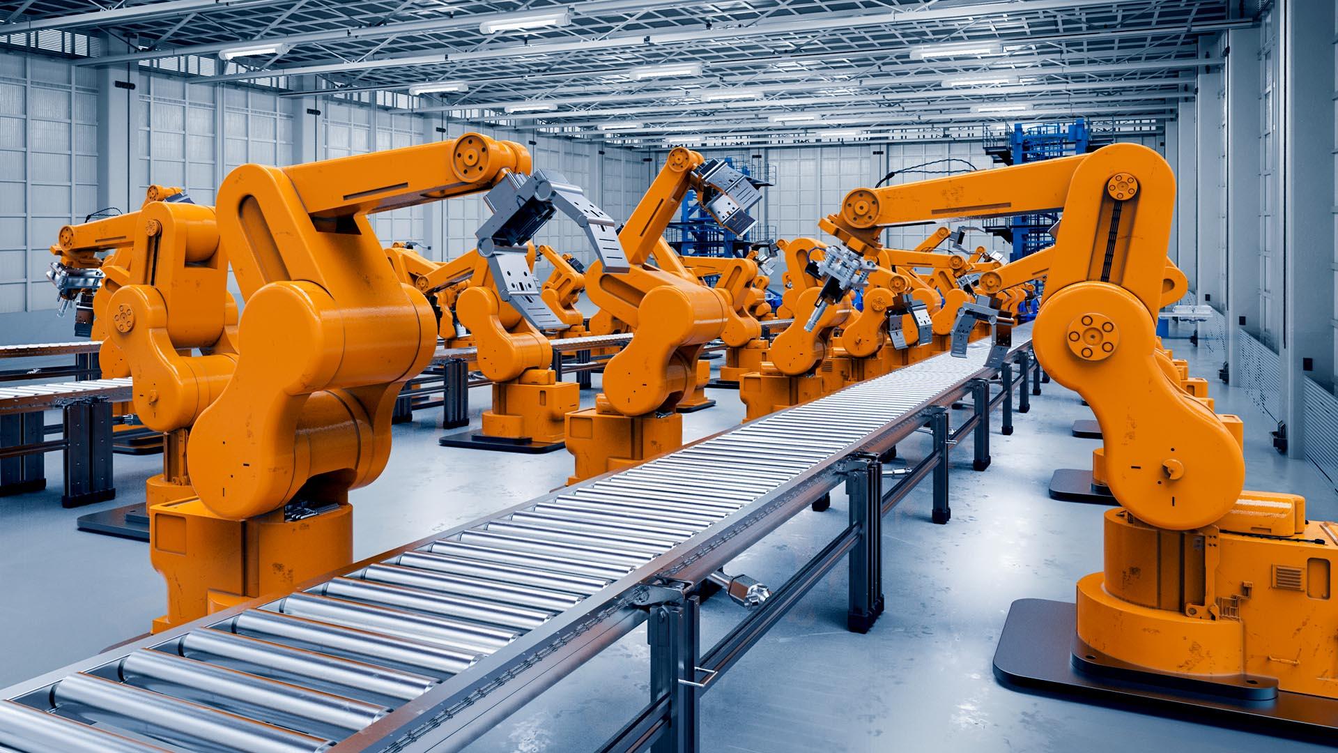 Vai trò của IoT và AI trong ngành công nghiệp sản xuất