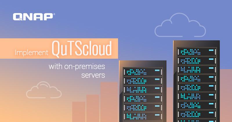 QNAP ra mắt QuTScloud, một giải pháp NAS QTS ảo trên nền tảng ảo hóa