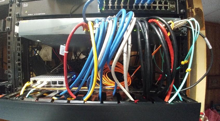 Hướng dẫn nâng cấp và thiết lập hệ thống mạng 1Gb / Gigabit Ethernet