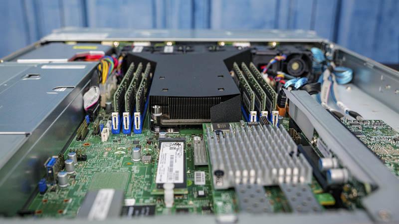Đánh giá máy chủ 1U single-socket Supermicro SYS-1019P-WTR