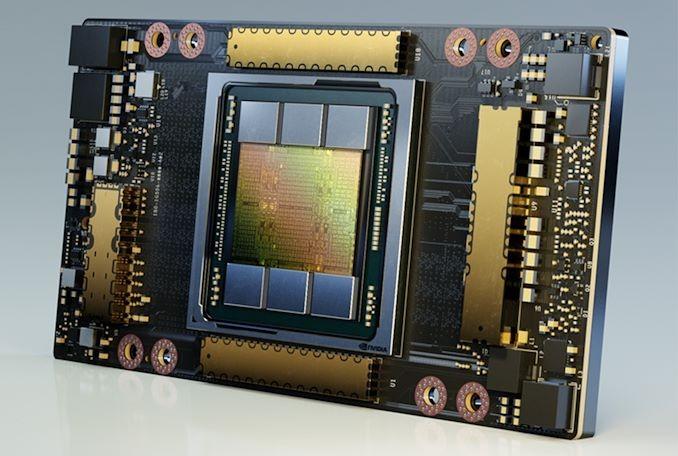 NVIDIA ra mắt A100 80GB: nền tảng Ampere được nâng cấp lên bộ nhớ HBM2E