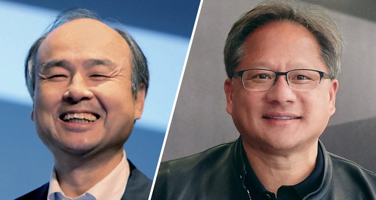 """""""What's Next for AI?"""" – Chia sẻ từ CEO của SoftBank và NVIDIA"""