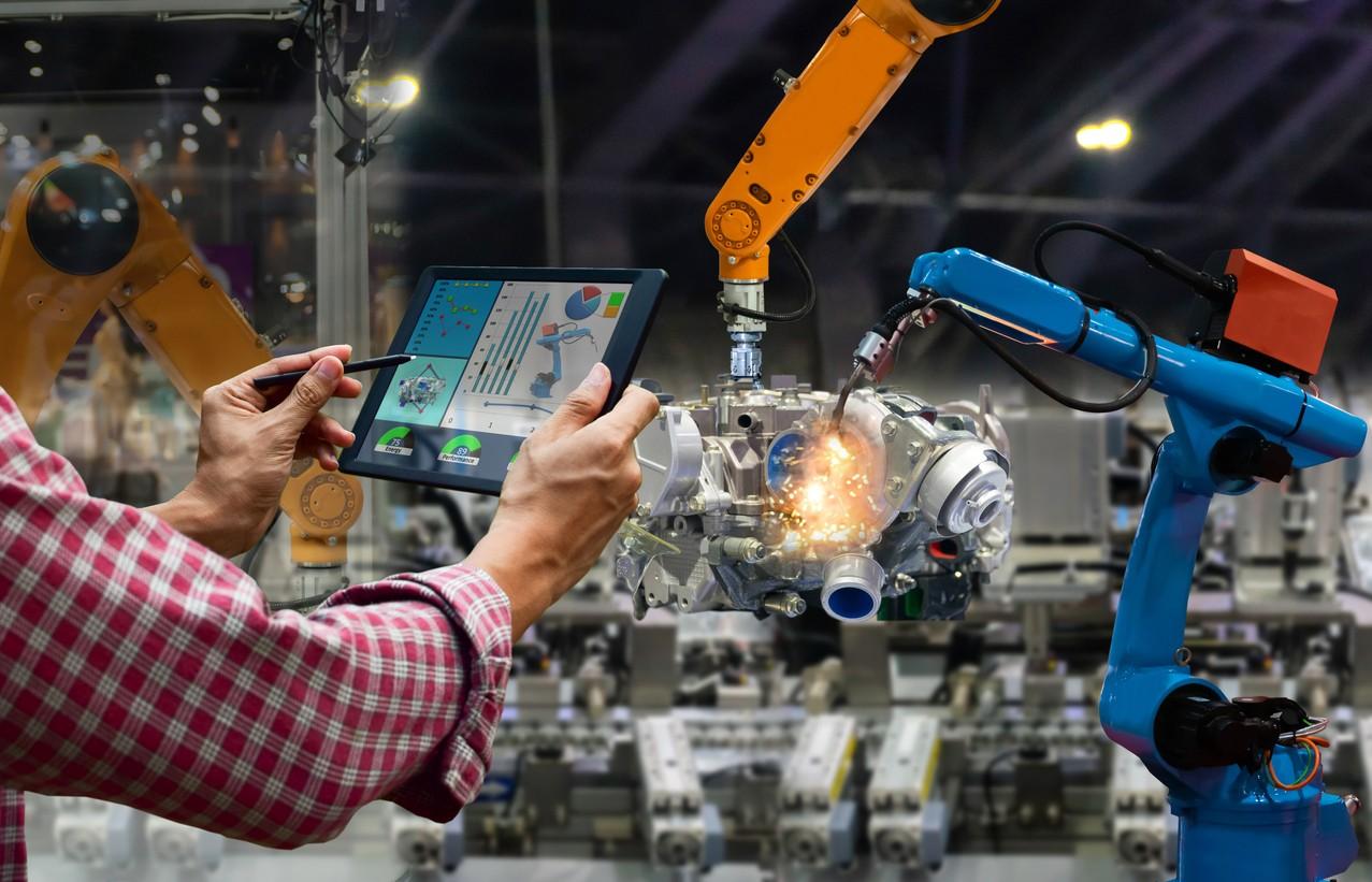 Làm thế nào để xây dựng một nhà máy thông minh?