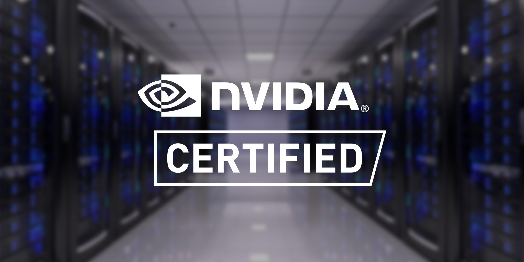 NVIDIA công bố các hệ thống máy chủ được chứng nhận cho AI