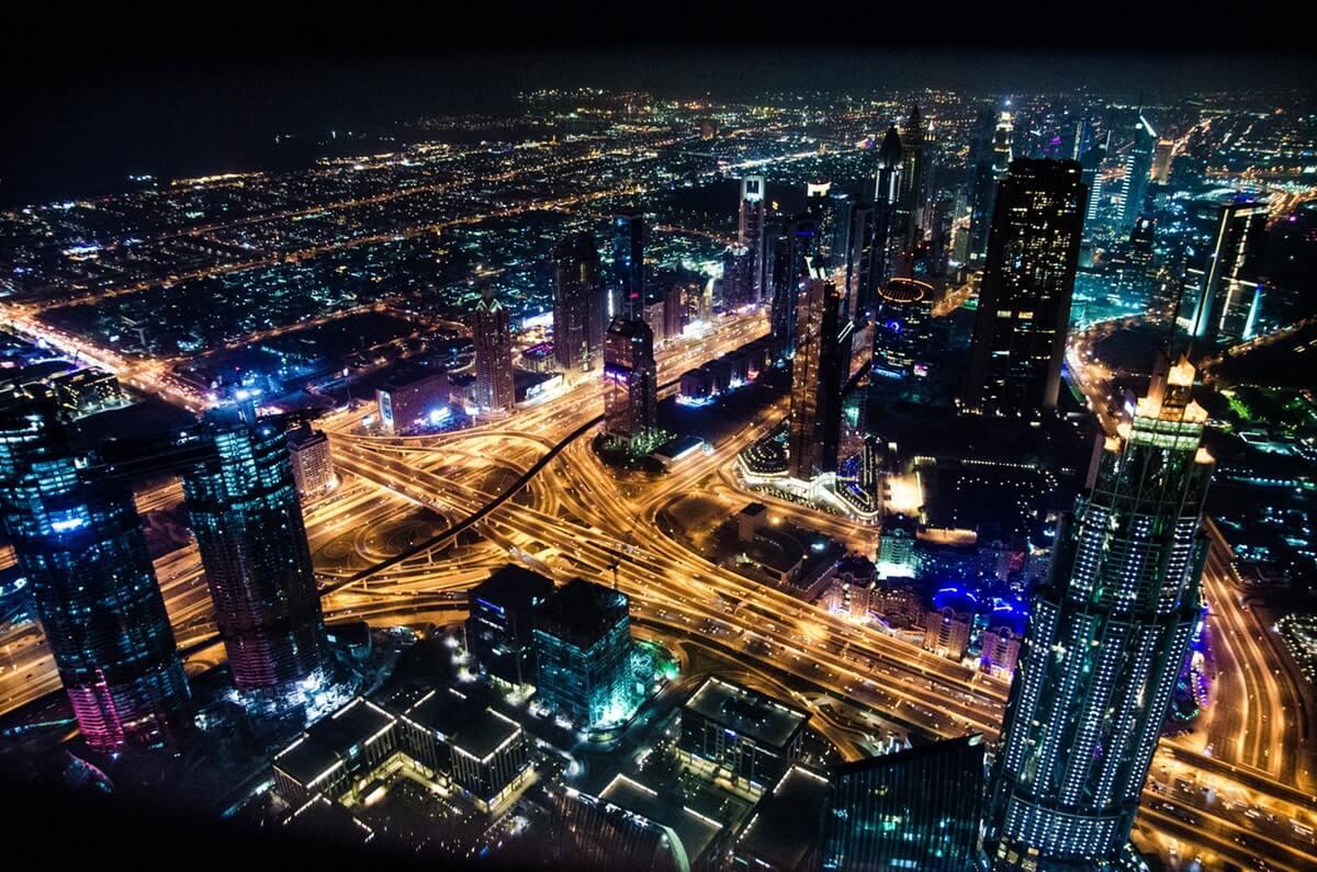 Thành phố thông minh với các hệ thống chiếu sáng thông minh