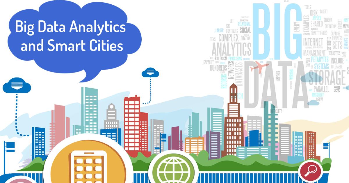 Big Data – Dữ liệu lớn ảnh hưởng đến thành phố thông minh như thế nào?