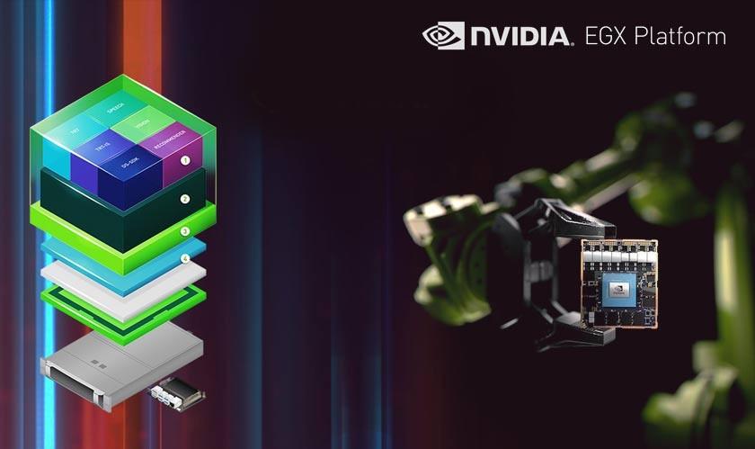 Giới thiệu nền tảng điện toán biên NVIDIA EGX AI PLATFORM