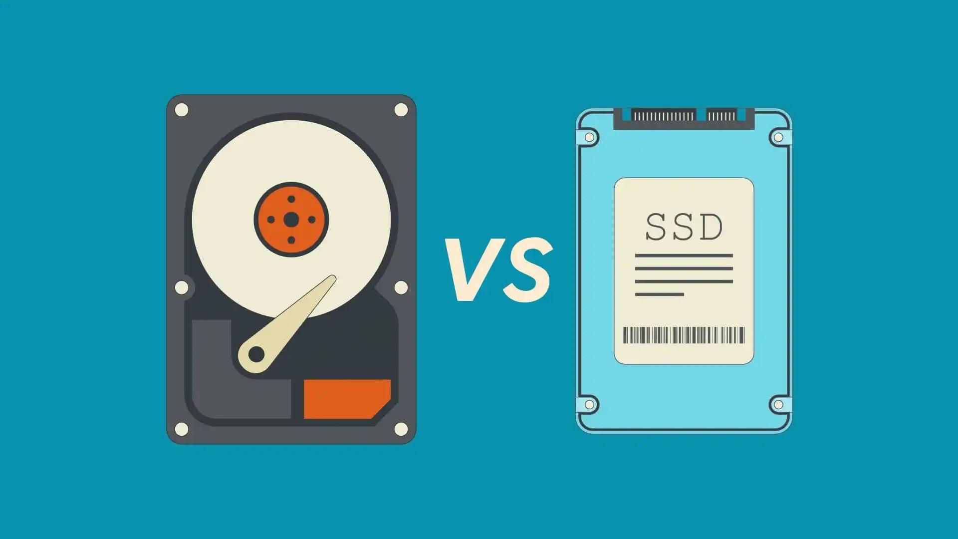 So sánh tuổi thọ giữa ổ cứng SSD và HDD – Loại nào bền hơn?