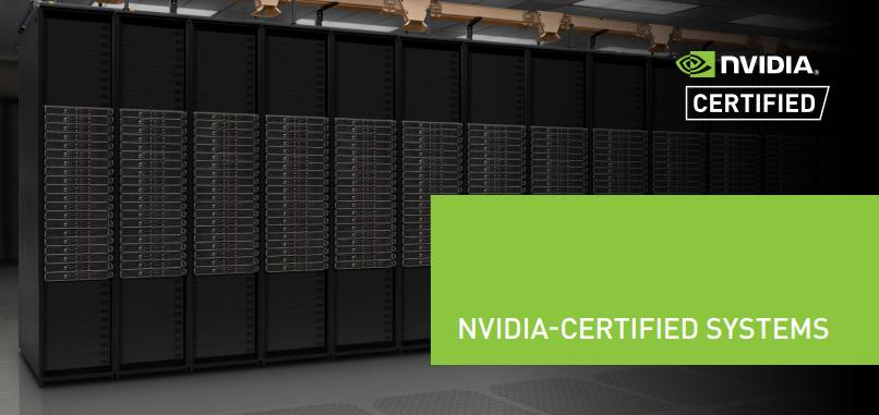 Mở rộng danh mục máy chủ GPU Server với phần mềm NVIDIA AI Enterprise
