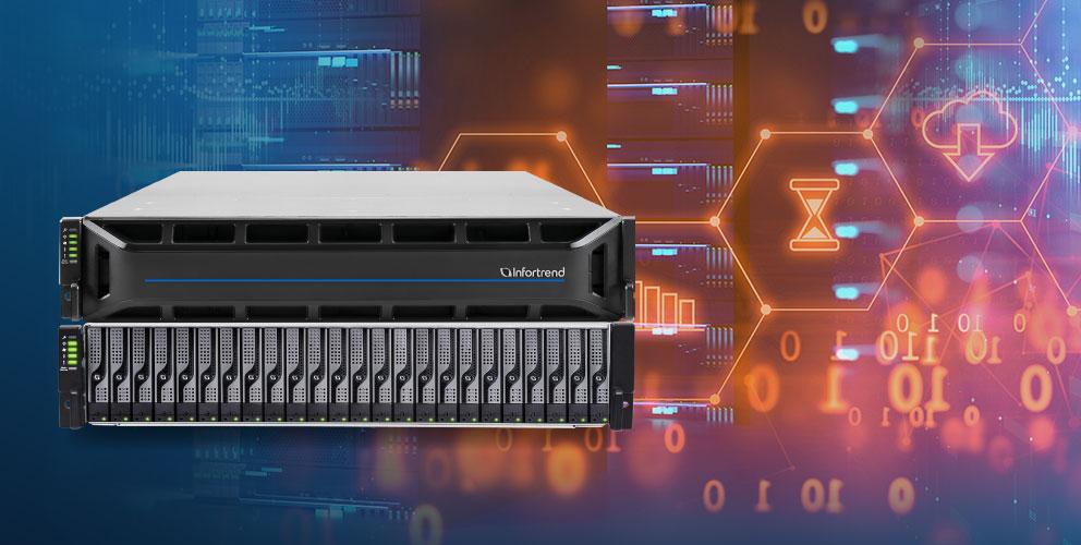 Infortrend GS và SSD Cache: Cải thiện tốc độ truy cập file cho hệ thống lưu trữ SAN/NAS