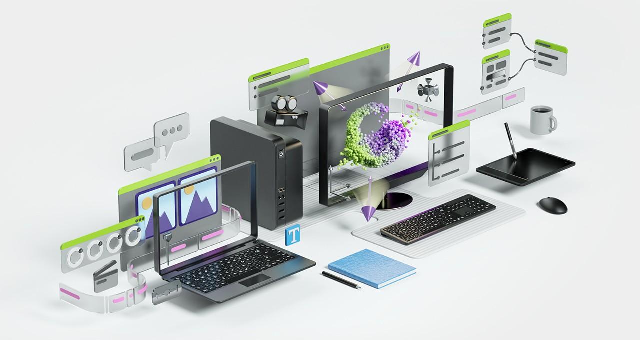 Hiệu suất vượt trội với các cỗ máy render mới của NVIDIA: GeForce RTX 3080 Ti và 3070 Ti